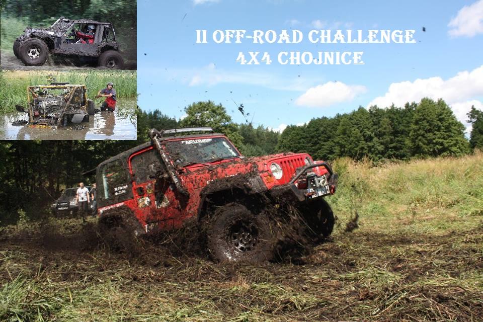 Ii Off Road Challenge 4x4 Chojnice Relacja ZImprezy