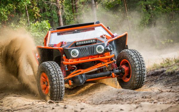 Vi Runda Gepa Logistics Super Rally Lisia Góra 2017