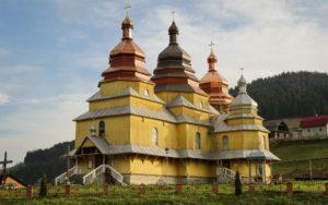 Ukraina Jesienne Karpaty Przygody4x4