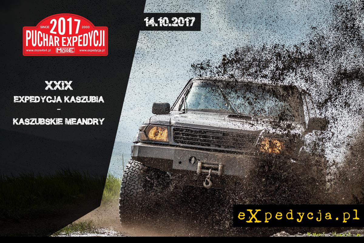 Xxix Expedycja Kaszubia – Kaszubskie Meandry 14.10.2017