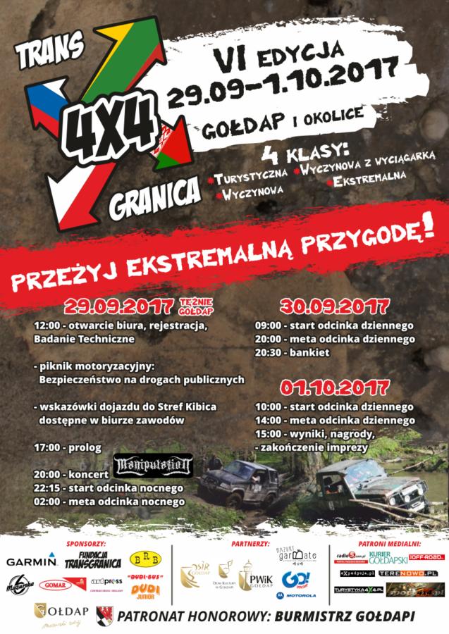 Transgranica 4x42017