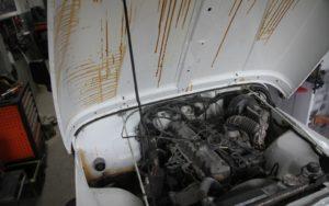 Kompleksowy Remont Blacharki Jeep Wrangler Yj