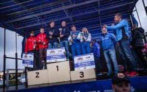 Wicentowicz I Boba ZwyciĘzcami Dacia Duster Elf Cup 2017