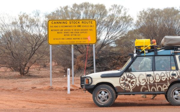 Australia Canning Stock Route