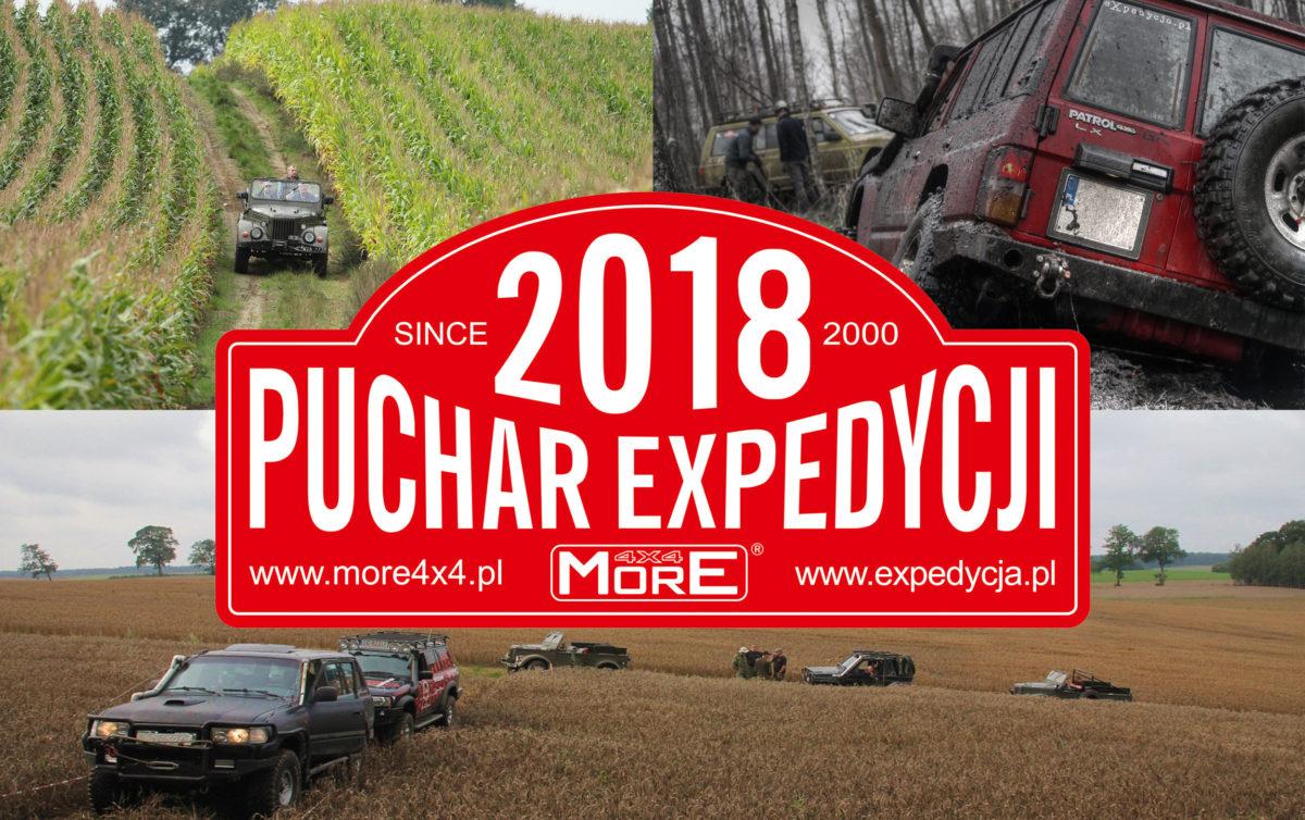 Puchar Expedycji 2018 Rusza Puchar Expedycji 2018 ZMore 4x4 Winch