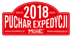 Puchar Expedycji 2018 Logo