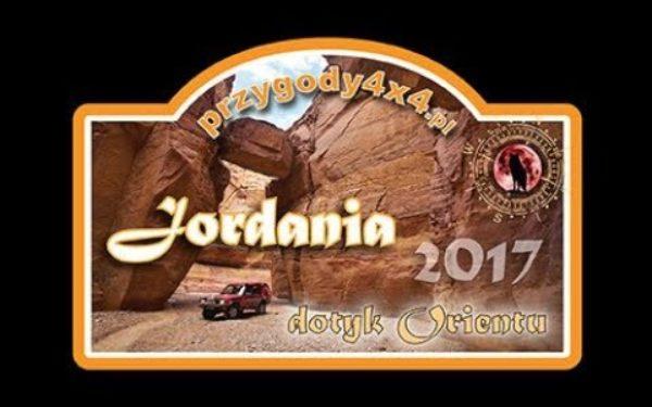 Jordania 2017 Z Przygody4x4