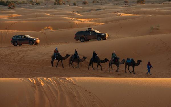 Maroko Śladami Karawan