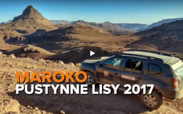 Maroko 4x4 2017 Offroad Z Podróże4x4
