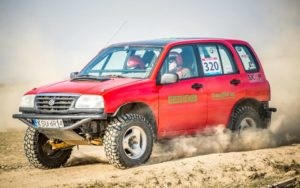 I Runda Sjcam Super Rally I Runda Pucharu Can Am
