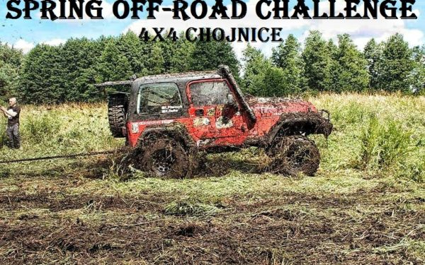 Spring Off Road Challenge Chojnice