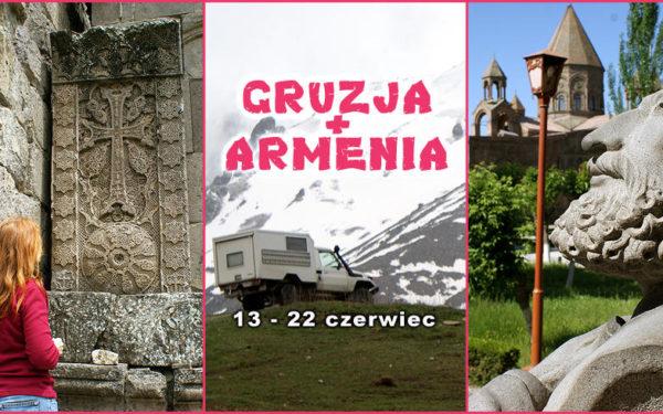 Gruzja+armenia