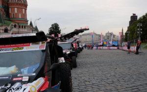 Szustkowski I Kazberuk Na Podium Silk Way Rally!