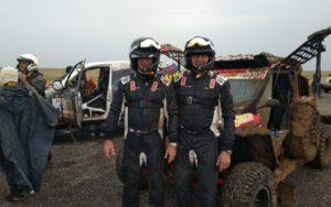 Polacy Na 3 Miejscu W Klasie T3 Na Silk Way Rally