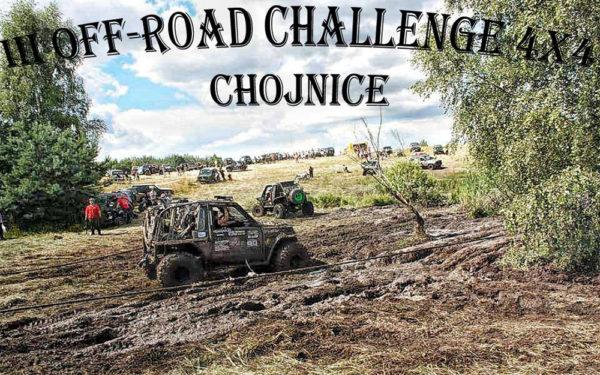 Summer Offroad Challenge Chojnice Relacja Z Rajdu