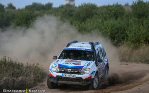 Krzysztof Wicentowicz Po Raz Drugi ZwyciĘŻa W Dacia Duster Elf Cup!