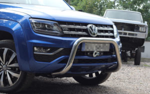 Volkswagen Amarok Montaż Wyciągarki