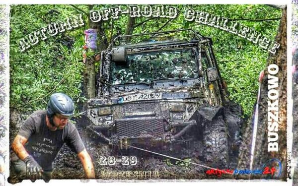 Autumn Off Road Challenge