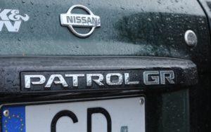 Nissan Patrol Y61 4,0 Bmw