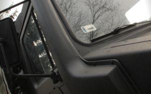 Mercedes Unimog 1300l Expedycja.pl