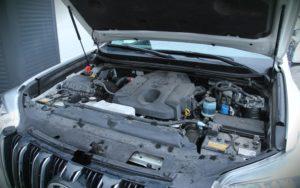 Montaż Wyciągarki W Toyota Land Cruiser J150