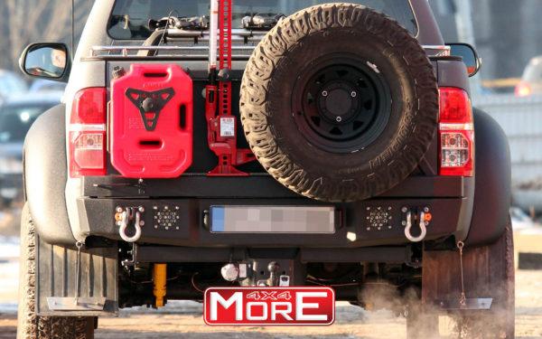 Nowe Produkty Od More 4x4 Już W Naszej Ofercie! Akcesoria 4x4 Do Toyoty Hilux Vigo