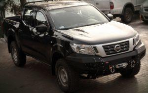 Zderzak Stalowy W Nissan Navara D23 More 4x4