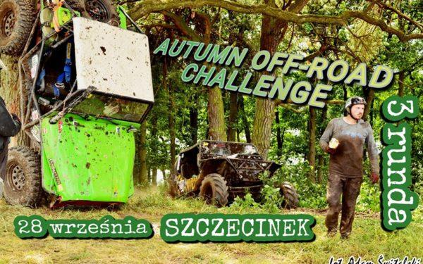 Autumn Off Road Challenge