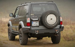 Toyota Land Cruiser J95 More4x4