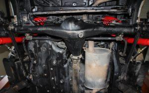 Morecruiser J120 Modyfikacje Zawieszenia I Hamulców Toyota Land Cruiser J120