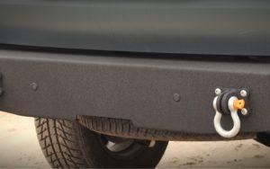 Toyota Land Cruiser J150 (09 14) Uterenowienie