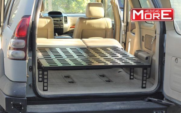 Innowacyjna Platforma Sypialna Do Toyoty Land Cruiser J120 Od More 4x4!