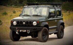 Suzuki Jimny 2018+ Akcesoria Off Road More 4x4