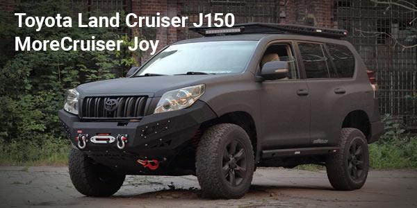 MoreCruiser Joy czyli kawałek dobrego żelaza – Toyota Land Cruiser J150