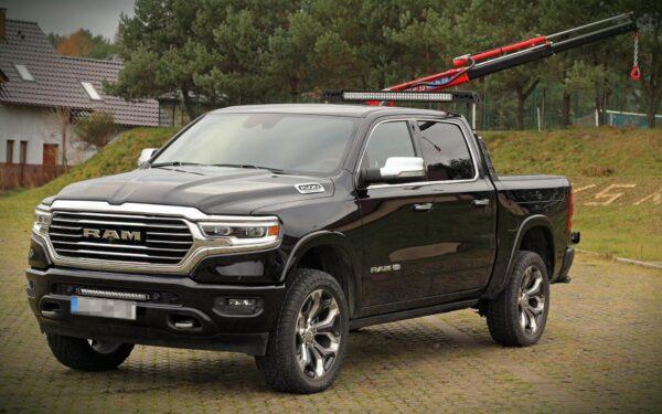 Dodge Ram 1500 2019+ Akcesoria More 4x4 I Dźwig Na Pace
