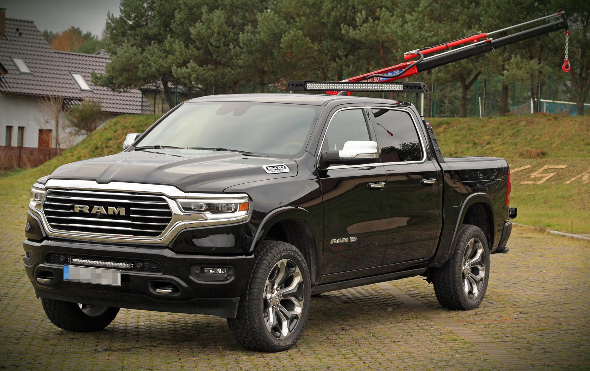 Dodge Ram 1500 2019+ Akcesoria More 4x4 IDźwig NaPace