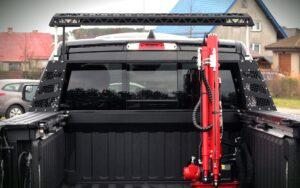 Dodge Ram 1500 2019+ Akcesoria Offroad More 4x4 IDźwig NaPace