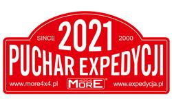 Puchar Expedycji 2021 Logo Małe