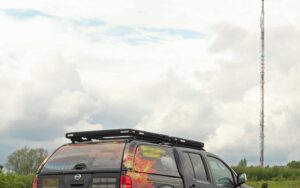 Nissan Navara D40 Akcesoria Off Road More 4x4