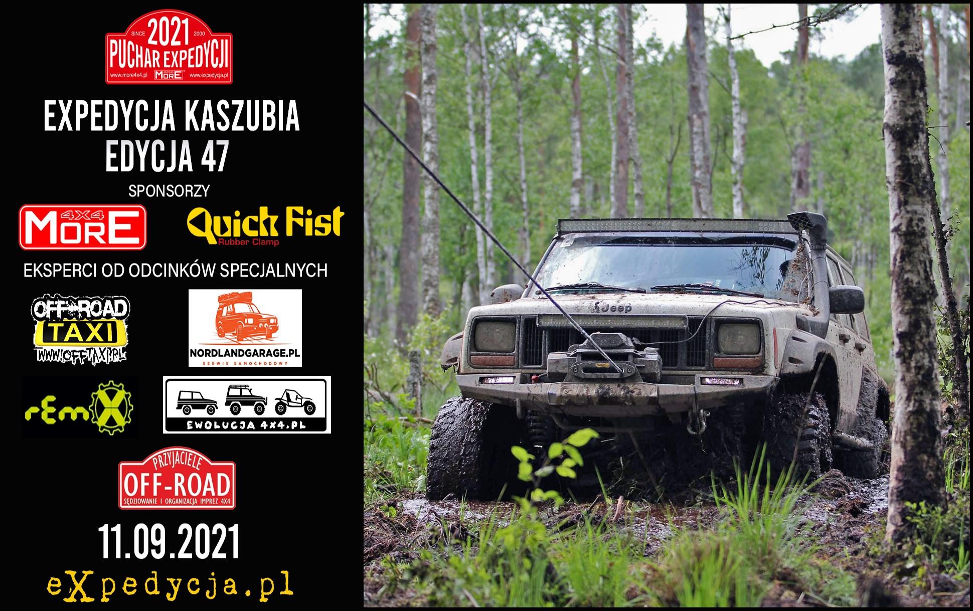 Puchar Expedycji 2021 Expedycja Kaszubia Edycja 47 Runda 4 (finał 2021)