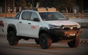 Toyota Hilux Revo 2020+ Akcesoria Off Road More 4x4