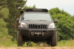 "Toyota Land Cruiser J120 ""Hexagon"" MorE 4×4"